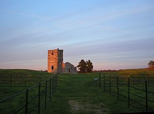 Knowlton Church and Ring