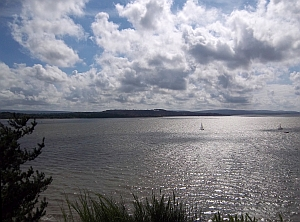 Poole Harbour, from Ham Common viewpoint