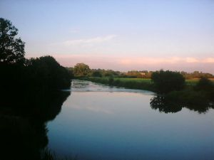 River Stour; Knowlton Henge