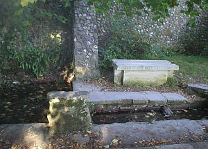 Holy well, Cerne Abbas
