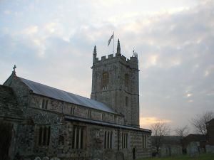 Dorset church