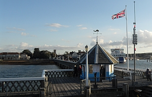 Yarmouth Pier, I of Wight