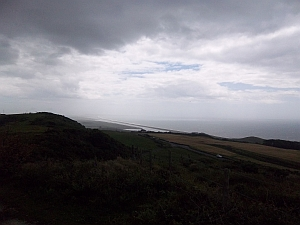 Chesil Bank and the Fleet Lagoon